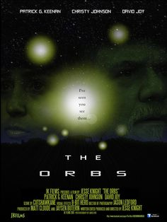 """official """"the Orbs"""" poster by Jeff Quick"""