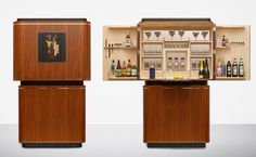 Modern Bar Cabinets For Your Interior Design Projects