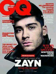 Zayn's cover