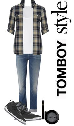 """Tomboy"" by musicprincess-1 ❤ liked on Polyvore"