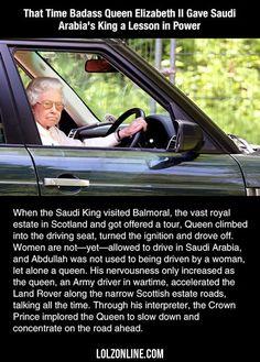 That Time Badass Queen Elizabeth Il...#funny #lol #lolzonline