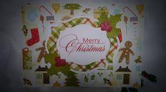 Christmas handmade greeting card holiday season by CREATEandBe
