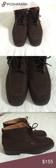 FLEXA By Fratelli Rossetti leather boots 9 FLEXA By Fratelli Rossetti leather boots, size 9. Made in Italy, well structured shoes. Hits the ankle, lace ups. Excellent condition, 9/10 outside. Inside slight darkening on some part of leather as seen in pictures. Retail $450.00+, BUNDLE & SAVE 15% ❌ TRADES ❌ • 114517 • Fratelli Rossetti Shoes Boots