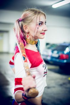 Harley Quinn (Suicide Squad) cosplay by Martush