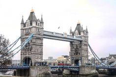 London Bridge, view from Tower of London