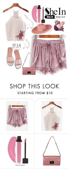 """""""new fashion shein look"""" by rousou on Polyvore featuring Möve, Chanel and Alba Moda"""
