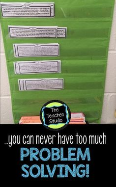 The Teacher Studio: Learning, Thinking, Creating: Math challenge problems--another tip!