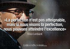 Les Beaux Proverbes – Proverbes, citations et pensées positives » » L'excellence