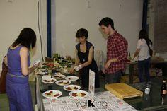 Organic Gourmet en Valkiria con Ellas 2.0