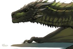 I watched the season of Game of Thrones recently and was heart broken when Rheagal was killed off ; Dany's Dragons, Game Of Thrones Dragons, Game Of Thrones Art, Mother Of Dragons, Fantasy Creatures, Mythical Creatures, Fandom Games, Dragon Artwork, Dragon Rider