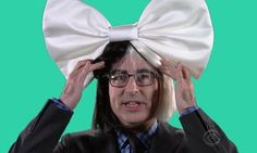 WATCH: Stephen Colbert And John Oliver Crash Celebrity 'Fight Song'   Huffington Post
