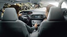 Galeria de fotos y vídeos Peugeot 308, la berlina compacta