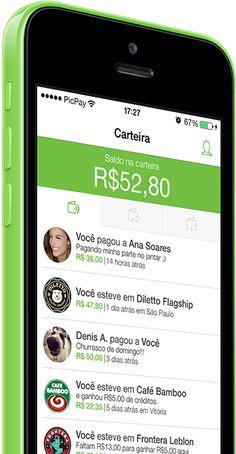 PicPay | Sua carteira no Smartphone!