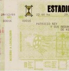 ESTADIO OBRAS - VIERNES 29/12/1989