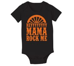 Hey Mama Rock Me (As a North Carolinian, I must have this. For somebody else's baby. Because we're done.)