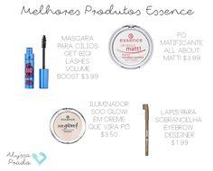 Marcas de maquiagem baratinhas: essence