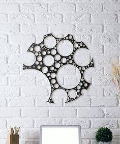 Look what I found on #zulily! Circles Metal Wall Décor #zulilyfinds