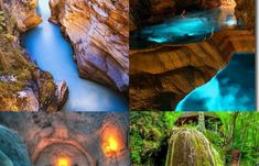 Amazing travel destinations