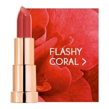 Discover Yves Rocher Grand Rouge in Flashy Coral! @Yves Bonis Rocher USA  #GrandRougeMoment  #yvesrocher