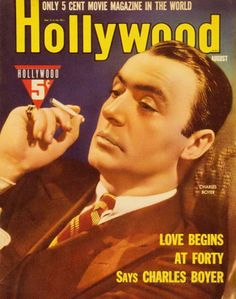 Charles Boyer, HOLLYWOOD | Golden Age of Hollywood