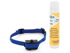 This ergonomically designed, lightweight collar discourages nuisance barking with a quick spray of all-natural citronella-scented mist. The smallest spray bark collar on the market today. Little Dogs, Bark Control Collar, Dog Training Techniques, Best Dog Training, Potty Training, Dog Diapers, Dog Barking, Pet Safe, Dog Agility