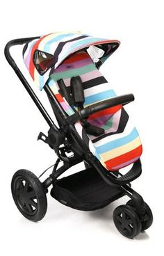 Henrik Vibskov Quinny Buzz - my all time favorite stroller and I still miss it. Wish they made a double!