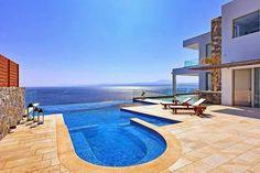 Arquitectura Casa de playa en Isla Creta http://www.arquitexs.com/2014/07/arquitectura-casa-de-playa-en-isla-creta.html
