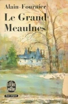 Couverture : Le Grand Meaulnes