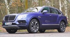 2018 Bentayga Review Finds Bentley's First-Ever SUV Simply Glorious #Bentley #Bentley_Bentayga