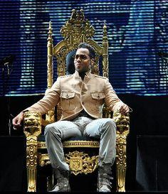 King of Bachata, Romeo Santos