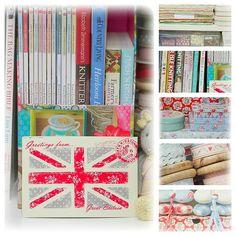 In my cupboard...Mary Jane's Tearoom blog