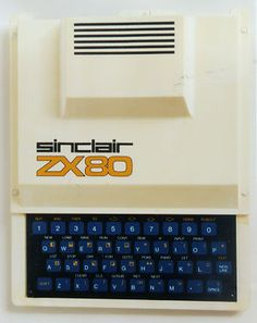 Sinclair ZX80 - The classic of classic computers