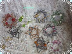 плетение из газет. рождественские идеи (41) (700x525, 387Kb)