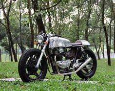 '74 Honda CB350 'The Shiny Racer' #StudioMotor