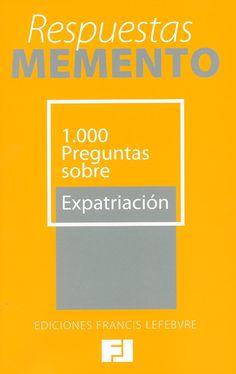 1000 preguntas sobre expatriación, 2014
