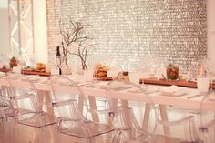 our table setting at the launch of The Wits Art Museum Party Catering, Art Museum, Table Settings, Events, Table Decorations, Furniture, Home Decor, Party Buffet, Decoration Home