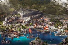 What happened: Shanghai Disneyland's just revealed it first look in Shanghai. There are the six themed lands which also featured some famous franchise such as Marvel and Starwars. Shanghai Disneyland: Here the six lands and some highlight Mickey Avenue– the welcome areas decorated in Mickey Mouse and his pals themed. Adventure Isle– Roaring Mountain …