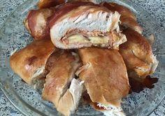Sajttal, sonkával töltött csirkemellfilé | Éva Sipos receptje - Cookpad receptek