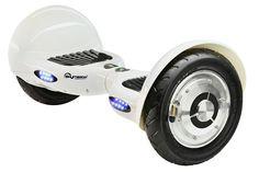 Deskorolka elektryczna Skymaster Wheel 10.0 Biały