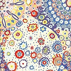 1930's vintage meets 2016 by Kaffe Fassett in Mille Fiore Pastel fabric. The perfect backdrop for sashing of bold blocks in quilting. https://www.amazon.com/Free-Spirit-Fabrics-Fassett-Pastel/dp/B00NQFERTG/ref=as_sl_pc_as_ss_li_til?tag=serendripple_christmas2016-20&linkCode=w00&linkId=7e7dbf344089673b50de6811ee2a97a5&creativeASIN=B00NQFERTG