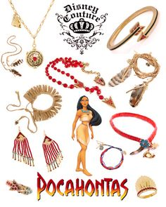 Disney Couture Collection | Disney Couture Pocahontas Preview | Flickr - Photo Sharing!