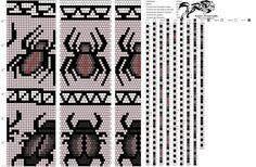 Wayuu Mochila pattern bugs