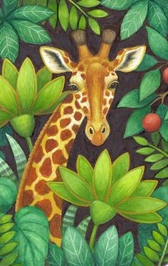 African collage idea (oil pastel on black paper) Giraffe Drawing, Giraffe Painting, Giraffe Art, Art And Illustration, Giraffe Illustration, Jungle Art, Oil Pastel Art, Whimsical Art, Animal Paintings