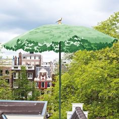 Droog Shadylace Parasol Outdoor Umbrella - Garden - Outdoors
