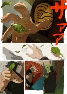 Tobi Obito, Kakashi And Obito, Naruto Cute, Naruto Shippuden Anime, Gaara, Anime Naruto, Manga Anime, Akatsuki, Blue Exorcist