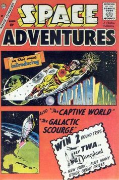 Created by Joe Gill and Stece Ditko, Captain Atom made his debut in Space Adventures #33, March 1960.  Acquired by DC, Captain Atom has been rebooted more than once, particularly in New 52.
