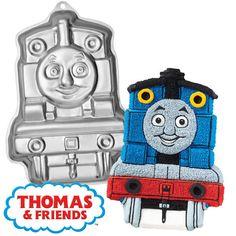 Thomas the Tank Engine Train Shaped Cake Pan - Train Party
