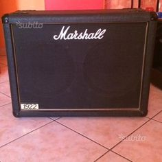 Cassa Marshall 1922 2x12 150 watt