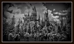 Harry Potter World Florida.