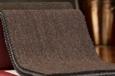 Holland&Sherry HS1573 Chequers Super 160's Worsted Flannel with Cashmere & Silver Mink - 26